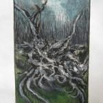 Burned Cottonwood Roots