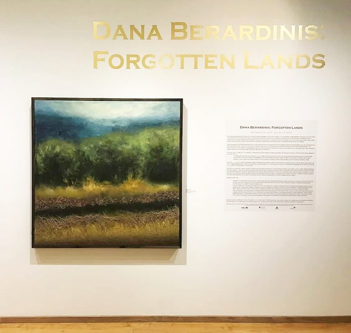 Forgotten Lands Exhibit 2019-2020